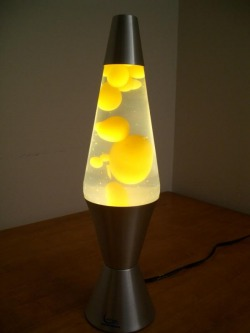 The Colour Yellow Can Symbolise Many Things, Yellow Lava Lamps Are Very  Rare To Find And Are The Most Expensive As They Are In High Demand  Complimented By ...
